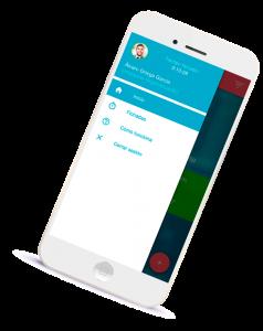 Aplicación móvil para control de acceso